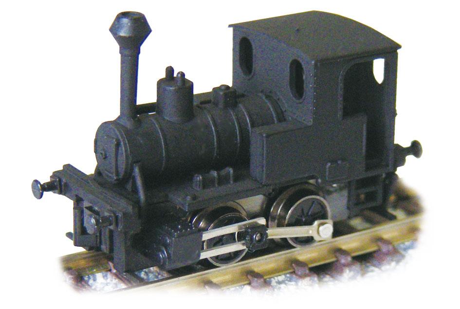 津川洋行 鉄道模型